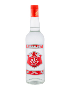 Vodka Varriloff