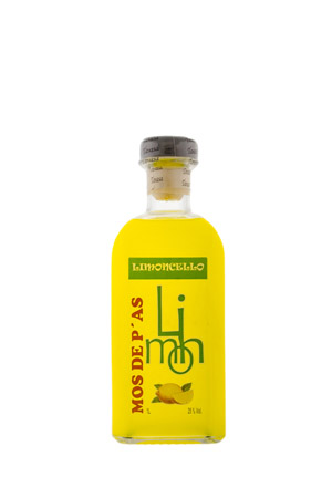 Limoncello Mos de P'as 1L
