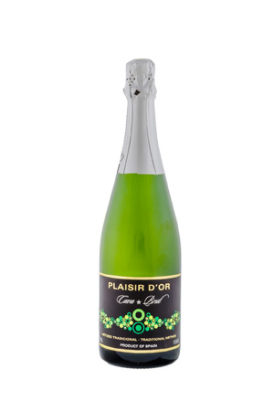 Cava Brut Plaisir D'or