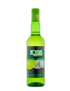 Green Apple Kiss Liqueur