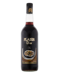Coffee Plaisir D'or Liqueur