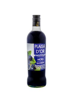 Blackberry Plaisir D'or Liqueur